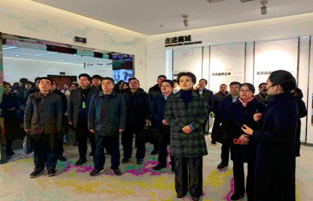 许昌市召开2019年乡村旅游暨旅游扶贫工作现场会